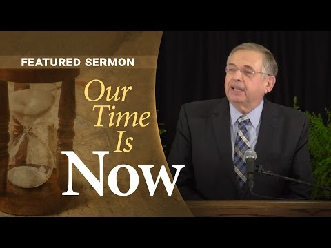 Our Time Is Now: A Time of Urgency and Focus