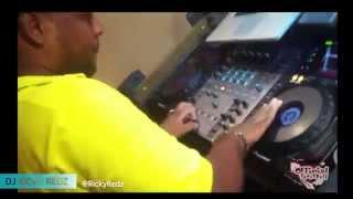 Ricky Redz - Lincoln3Dot Freestyle Scratch session