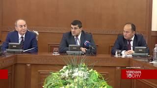 Հայաստանի և Արցախի ՀԾԿՀ-ները համատեղ նիստ են արել