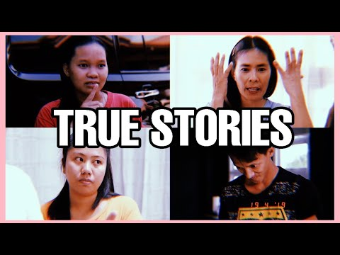 GHOST STORIES WITH OUR KASAMBAHAY  (TRUE STORIES)