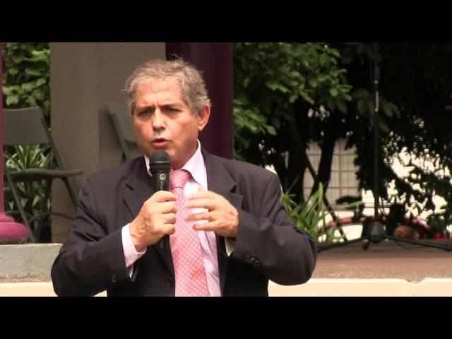 Discurso Daniel García Feria Municipal San Pedro Montes de Oca