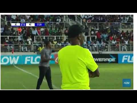 Flow Super Cup Semi Final  Jamaica College Vs Kingston Colle