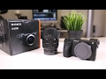 Sony A6500 Unboxing & First Impressions!