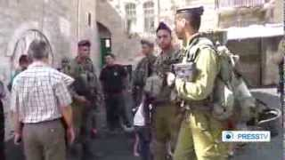 Israel Arrests, Tortures 740 West Bank Palestinian Kids in Jan., Feb 2014
