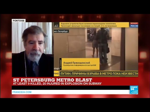 Saint Petersburg Attack: Who is responsible?
