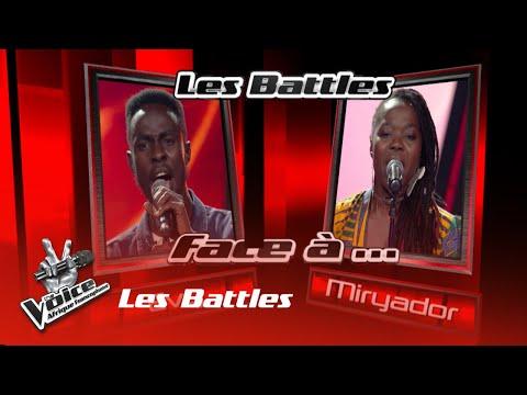 Evy VS Myriador - Biandé | Les Battles | The Voice Afrique Francophone| Saison 3