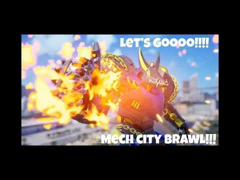 Override MECH CITY BRAWL !!!! I BOUGHT THE WRONG ONE!!!! |