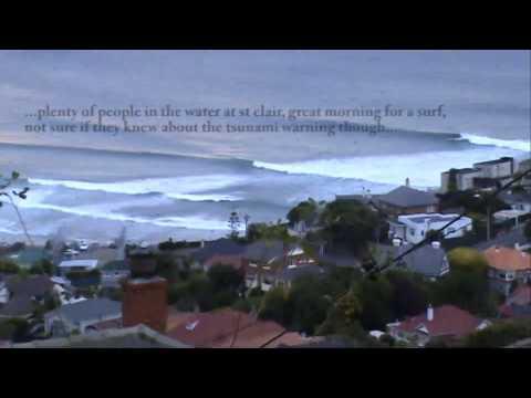Tsunami Dunedin NZ