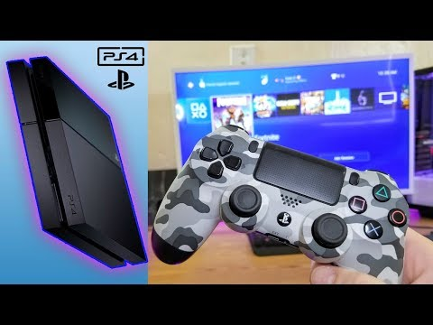 Should You Buy The Original PS4 in 2018?