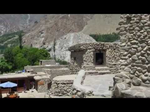 Time-lapse travel from Karachi to Hunza