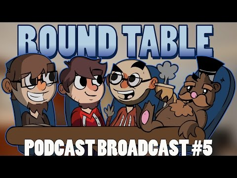 The Roundtable Podcast Broadcast #5 (Forbidden Island, Sonic Racing)