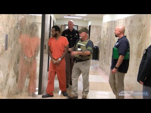 Rasheed Boland, NY Murder Suspect Appears In Lubbock Court