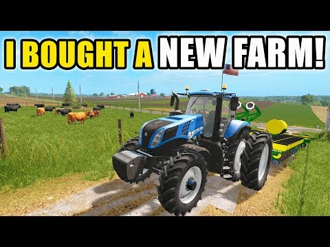 FARMING SIMULATOR 2017 | WE MOVED TO A NEW MAP......AND NEW FARM | MULTIPLAYER | EP #26