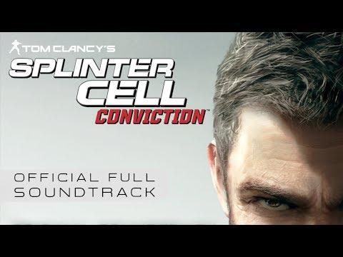 Tom Clancy's Splinter Cell Conviction (Original Game Soundtrack) | Full soundtrack