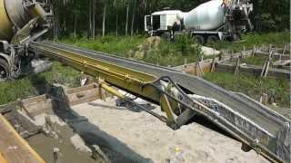 видео Вермикулитовый бетон