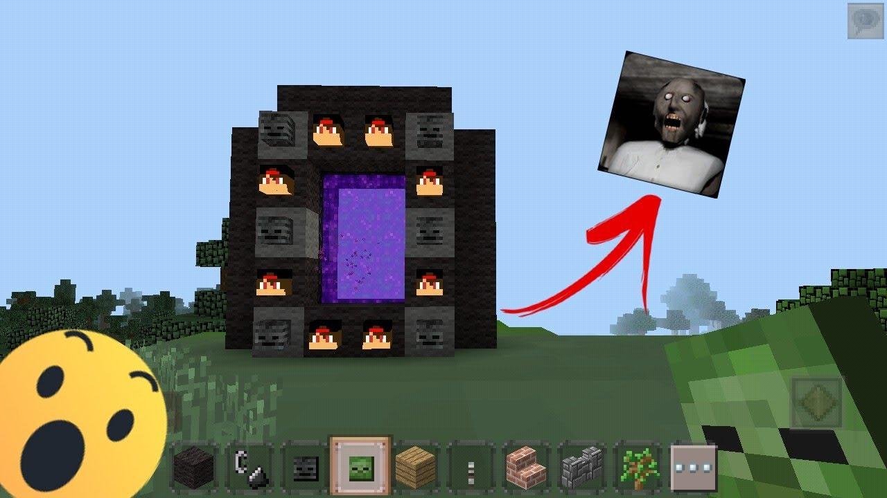 Download Mastercraft how to make granny portal (epiC OmG)