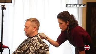 HAIRY SITUATION: Hair salons finally open up, except for one