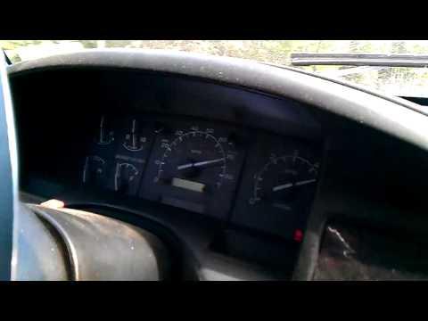 1992 F150 EFI 302 Running Open Manifolds: 15-100 MPH PULL!!!