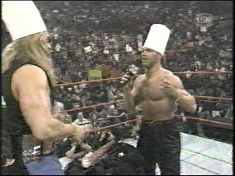 WWF - HBK vs Austin Wrestlemania 14 Promo - ORIGINAL COPY