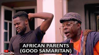 The Good Samaritan - Homeoflafta Comedy