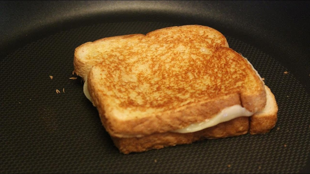 how to stop bread sticking to sandwich toaster