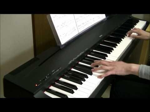 アニメ「境界のRINNE」のオープニング主題歌、【桜花爛漫/KEYTALK】TVサイズを、ソロピアノにアレンジしてみました。 楽譜はこちらです↓ https://sto...