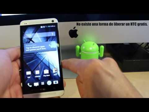 Como Liberar HTC - Muy Fácil y Simple para cualquier HTC gsm