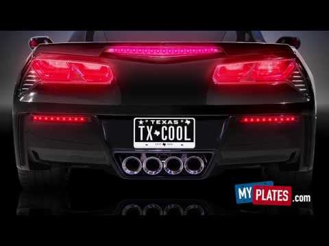 My Plates Texas >> Myplates Com Cinema Ad