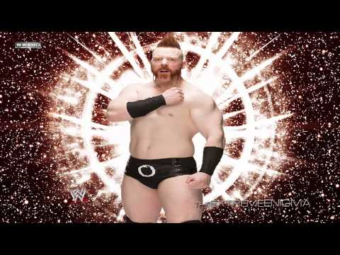 """2015: Sheamus 5th and New WWE Theme Song """"Hellfire"""""""