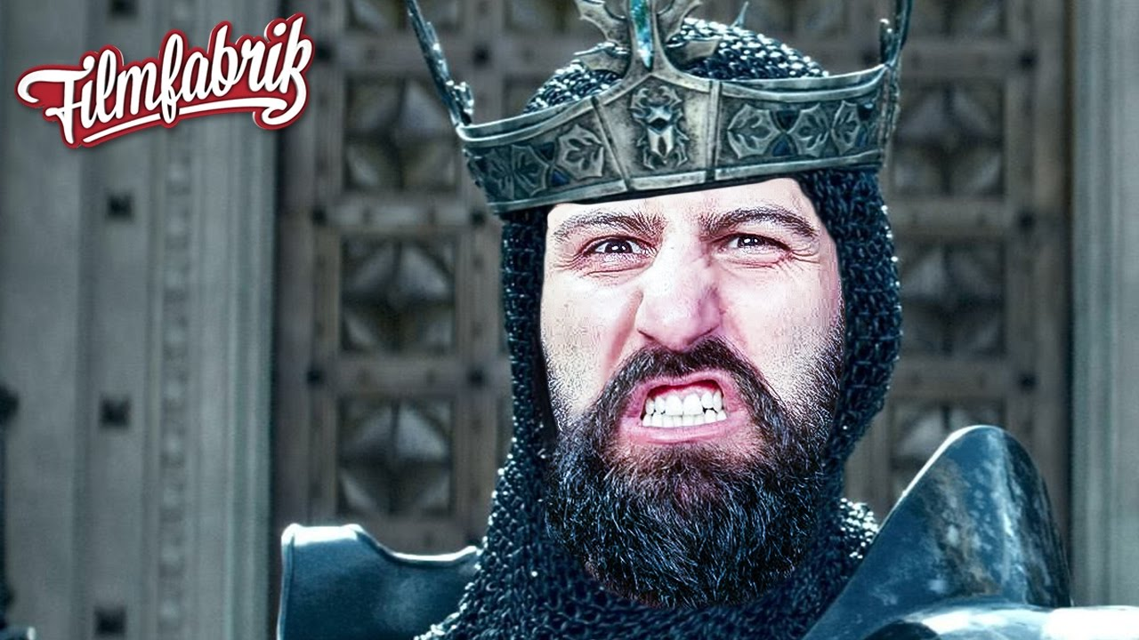 king arthur kritik