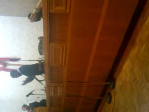Demetrius at church of the living God