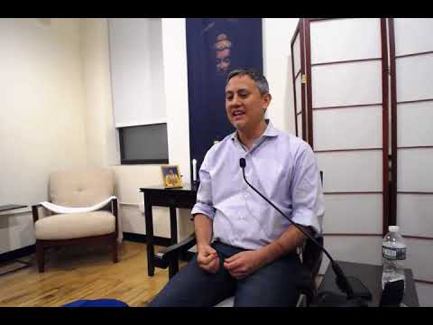 New York Buddha Dharma Dec 4 Part 2 - CT Tamura Speaks on Mindful Listening