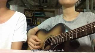 Bờm ơi - Đồng Thoại - Thu Uyên ft Thanh Thảo (Guitar Cover)