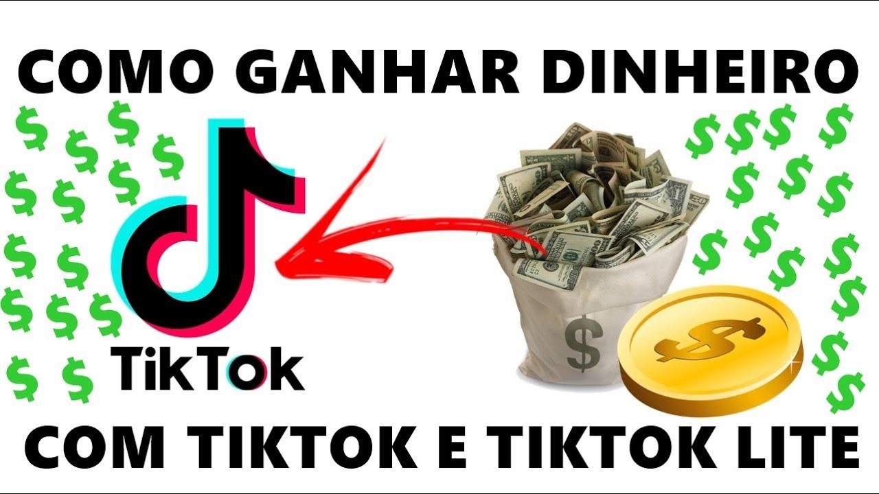 Como ganhar dinheiro com o Tiktok [DR CELULAR]