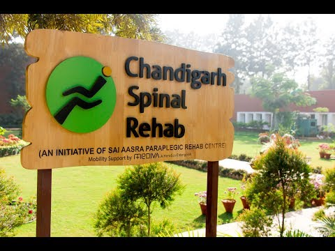 Life at Chandigarh Spinal Rehab