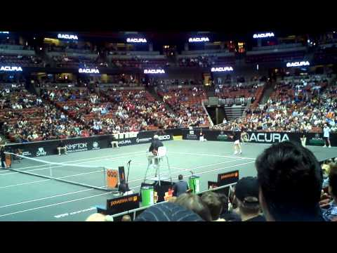 Andre Agassi vs.
