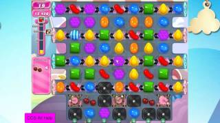 Candy Crush Saga Level 1528 NO BOOSTERS
