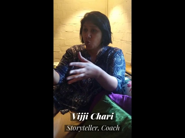 Story Vlog 4 Facing Father by Vijji Chari
