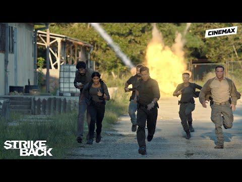 Strike Back   Official Clip - Season 7 Episode 8   Cinemax
