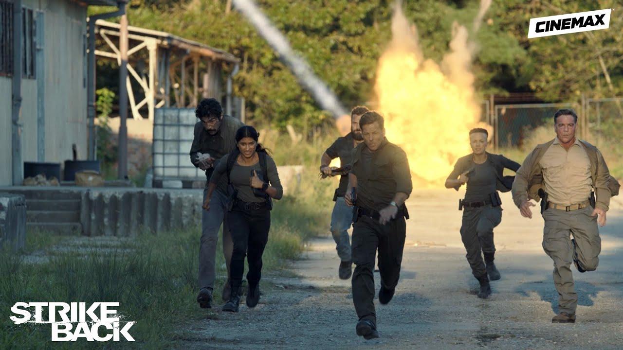 Download Strike Back | Official Clip - Season 7 Episode 8 | Cinemax