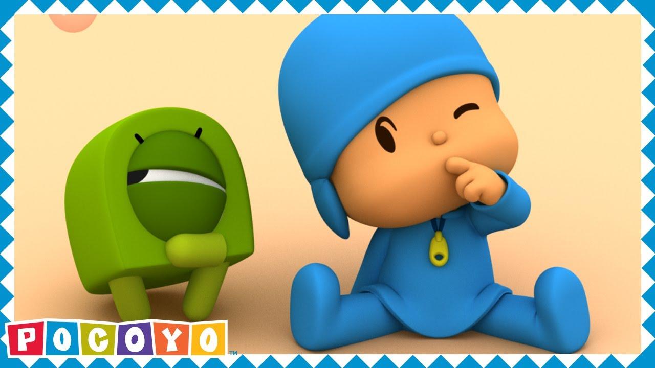 Pocoyo perduti nello spazio 🔭 s e cartoni animati youtube