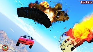 GTA 5 ROCKET CARS VS KNIGHT RIDER!!! - KNIGHT RIDER HUNT! RUINER 2000 (GTA 5 Import/Export DLC)