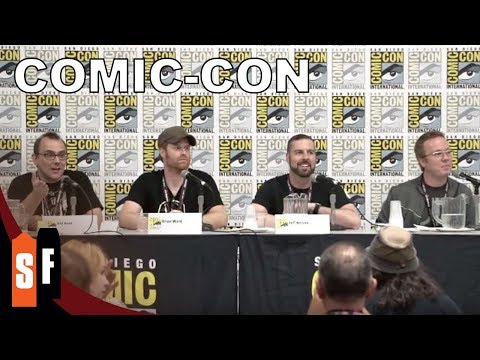 The Scream and Shout! Factory Panel At Comic Con (2017)