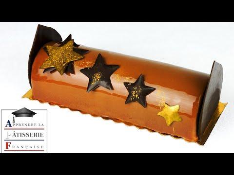 bÛche-au-chocolat-⛄⛄⛄⛄