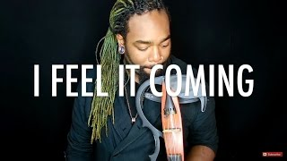 DSharp I Feel It Coming Cover The Weeknd ft