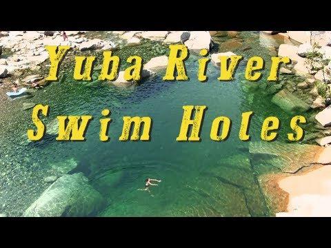 Best Yuba River Swim Holes Video (HD)