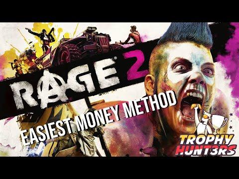 RAGE 2 - Easiest Money Method |