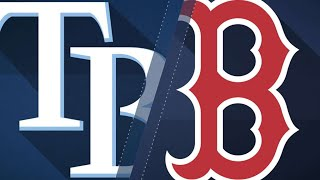 Bogaerts leads the way in 7-3 win vs. Rays: 8/17/18