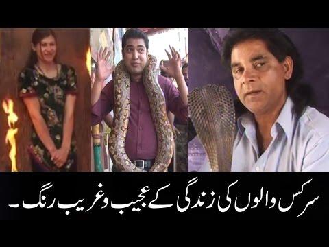 Sar-E-Aam | Circus Walon Ki Zindagi Ke Ajeeb o Ghareeb Rang - Iqrar Ul Hassan