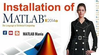 Installation of MATLAB